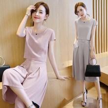 中年妇ch装成熟衣服wo遮肚子显瘦连衣裙子夏天35至30到40岁45