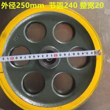 涨紧装ci/涨紧轮重ylB73.3限速器配套安全部件