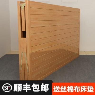 单的大cj生超宽老式ny房折叠床1米2双的床室内出租房值班