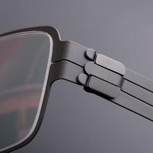无螺丝clC眼镜框 ff计精髓超轻有弹性超薄男女时尚多式