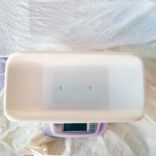 KINclEE牌婴儿ffEBSA20kg婴儿体重健康秤母婴用品BB称婴儿秤