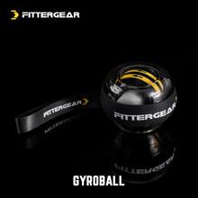 Fitterclear 减bb0公斤男款手指臂肌训练离心静音握力球