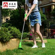家乐美cm充电式打草gn家用除草机(小)型多功能草坪机
