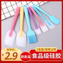 子煎饼cn厨房烙饼食yl(小)烘焙耐高温不掉毛硅胶烧烤刷