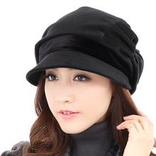 依鸽时co贝雷帽子女pr韩款潮英伦百搭冬季女士帽日系休闲保暖