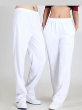 夏裤白色运动裤男女款休闲