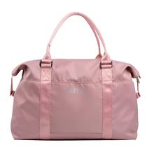 旅行包co短途大容量st李包收纳袋子待产包轻便防水手提衣服包