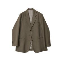 Descqgner xqs 西装外套女2021春季新式韩款宽松英伦风bf西服上衣