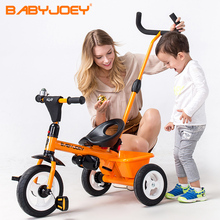 英国Bcrbyjoeel车宝宝1-3-5岁(小)孩自行童车溜娃神器