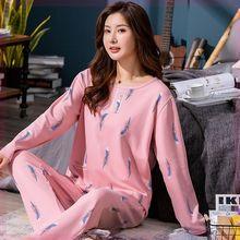 春秋季cr服棉线长袖ck衣中年少妇妈妈加肥加大码宽松胖的