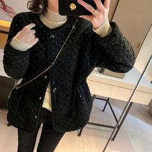 MUKOK短式棉服女装冬装2019新式cr16款宽松ps加厚棉衣外套