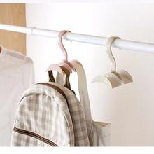 包邮三个装包包领cr5收纳架衣pl架挂钩创意旋转衣架柜挂包钩