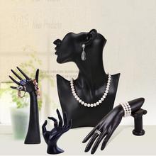 首饰架收cr1的像模特nc环架摆手镯戒指饰品架子珠宝展示道具