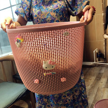 特大号塑料脏衣篮洗衣篮篓