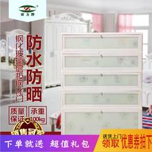 简易铝合金鞋柜省空间cu7用不锈钢co水超薄室外致力门厅柜