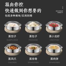 包子蒸cu蒸包炉蒸机co笼包蒸炉全自动台式电(小)型早餐蒸