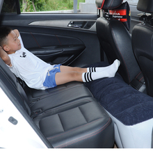 平安者cu载后排间隙ce(小)轿车内用品充气床睡垫suv后座床垫