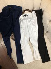 外贸女cx纯棉高弹力sj女士夏季五分裤女式纯色七分裤夏裤