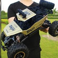 *炫酷cy脚超大大号xk宜的遥控车充电13。充电动遥控器成的8岁