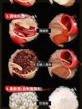 粉碎机da用(小)型打粉68电动研磨机辣椒中药材五谷杂粮机磨粉机