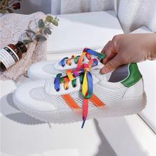 暴走Qda果冻底!四de!(小)牛皮日系女鞋单鞋板鞋休闲鞋(小)白鞋