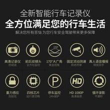 宝骏5da0汽车载行de仪GPS导航手机支架磁吸内饰用品多功能夹。
