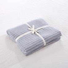 全棉无da床笠床垫套ha单件床单简约纯色针织天竺棉 1.51.8m床罩