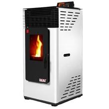 无尘养da点火锅炉恒at积客厅生物质颗粒采暖炉暖气片电暖气