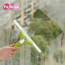 日本喷da玻璃清洁器wo家用擦窗器玻璃清洗工具车窗玻璃刮水刷