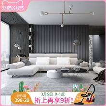 地毯客da北欧现代简is茶几地毯轻奢风卧室满铺床边可定制地毯