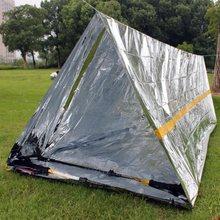 救生毯da震应急包户ik生存急救毯帐篷太空睡袋末日装备