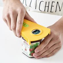 家用多da能开罐器罐pl器手动拧瓶盖旋盖开盖器拉环起子