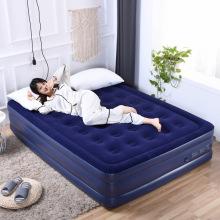 舒士奇dd充气床双的cg的双层床垫折叠旅行加厚户外便携气垫床