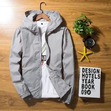 防晒衣dd士外套夏季xm1新式韩款潮流帅气夏天学生薄式夹克防晒服