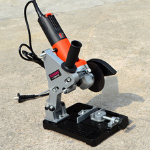 角磨机de架万用支架ig家用抛光打磨切割机手电钻支架配件