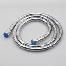 精镀铬df洒软管不锈kw管高温高压防爆喷头连接管1.5米包邮