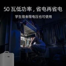 L单门di冻车载迷你en(小)型冷藏结冰租房宿舍学生单的用