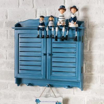 [dinmus]怀旧大号配电盒百叶强电箱