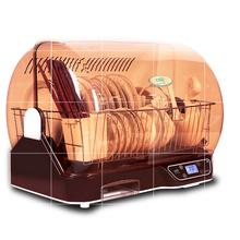 餐饮具dn功能触摸台qw家用迷你(小)型带盖全自动筒装