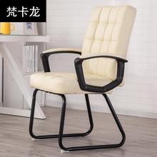 承重3do0斤懒的电oa无滑轮沙发椅电脑椅子客厅便携式软美容凳