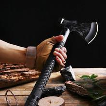 [downh]斧子战斧户外用品防身野战大砍野营