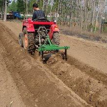 手扶拖拉机旋耕机后置开沟