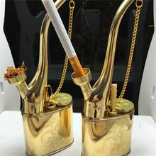 【天天dr价】金泰黄am斗烟丝斗  男士老式复古 水过滤