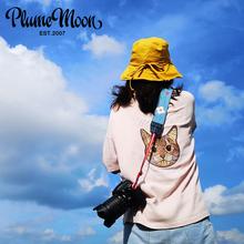 羽月牛仔单反相机背带宽微单摄影dr12机肩带ps佳能Leica索
