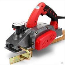 机工刨dt手提木工刨mw多功能刨刨平砧板家用机推刨(小)型电压
