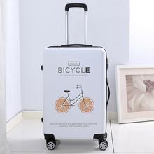 (小)型可du行李箱网红uw潮流宝宝男女学生拉杆旅行箱结实耐用加厚