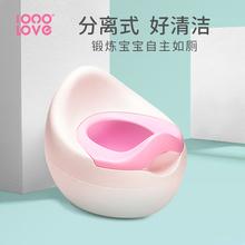 宝宝马du坐便器女孩da宝(小)马桶幼儿尿尿便盆(小)孩(小)便厕所神器