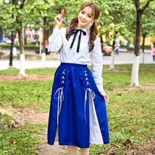 新式秋dz水手服日韩fs军套装不良少女学院风jk制服学生高校服