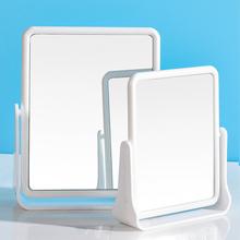 化妆镜e3便携镜子台3u梳妆镜女随身宿舍学生桌面双面大号家用