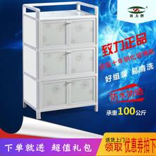 铝合金ei柜家用简易jo房带门多功能经济型餐边柜茶水柜